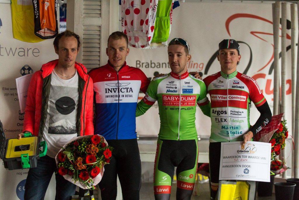 Nieuwe opzet vierde editie Brabant Cycling Criterium Cup