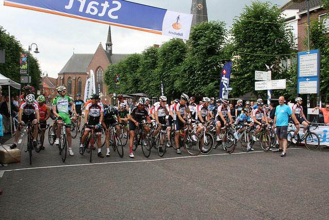 Pruimentour trekt weer door Baarle op 16 juni