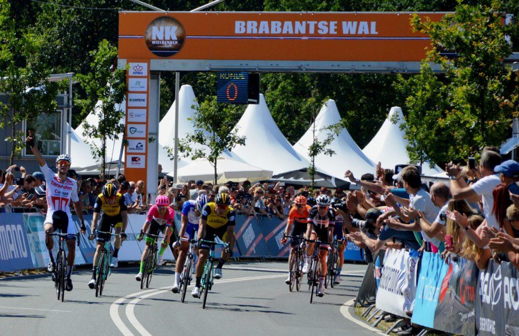 Sfeerimpressie + video NK Brabantse Wal